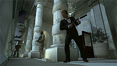 Quantum of Solace screenshot
