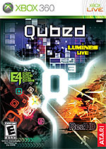 Qubed box art
