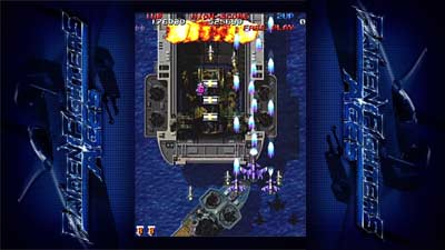 Raiden Fighters Aces screenshot