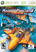 Raiden Fighters Aces box art