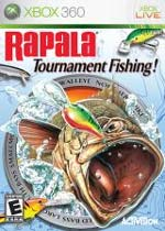 Rapala: Tournament Fishing box art