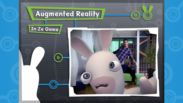 Raving Rabbids: Alive & Kicking Screenshot