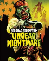 Red Dead Redemption: Undead Nightmare box art