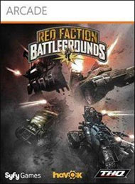 Red Faction: Battlegrounds Box Art