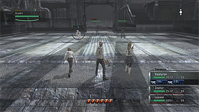 Resonance of Fate screenshot