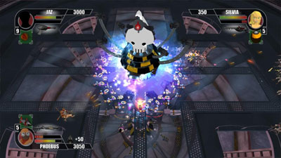 Rocketmen: Axis of Evil screenshot