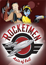 Rocketmen: Axis of Evil box art
