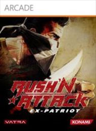 Rush N' Attack: Ex-Patriot Box Art
