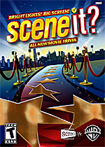 Scene It? Bright Lights! Big Screen! box art