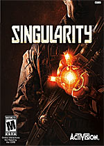 Singularity box art