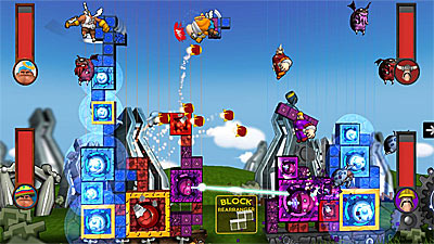Slam Bolt Scrappers screenshot