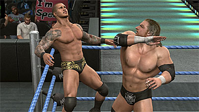 WWE WWE SmackDown vs. Raw 2010 screenshot
