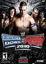 WWE SmackDown vs. Raw 2010 box art