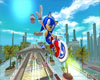 Sonic: Free Riders screenshot - click to enlarge