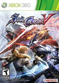 SoulCalibur V Box Art