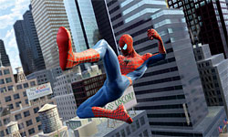 Spider-Man 3 screenshot