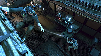 Tom Clancy's Splinter Cell: Conviction screenshot