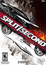 Split/Second box art