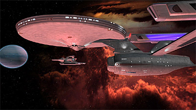 Star Trek: Legacy screenshot