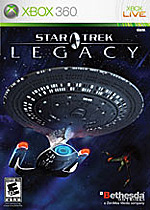 Star Trek: Legacy box art