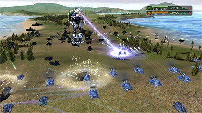 Supreme Commander screenshot