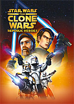 Star Wars: The Clone Wars: Republic Heroes  box art