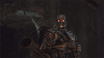 Terminator Salvation screenshot