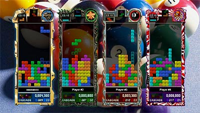 Tetris Evolution screenshot