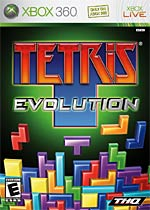 Tetris Evolution box art