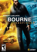 Robert Ludlum's The Bourne Conspiracy box art
