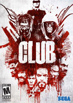 The Club box art