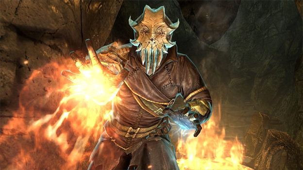 The Elder Scrolls V: Skyrim: Dragonborn Screenshot