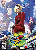 The King of Fighters XII box art