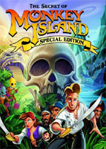 The Secret of Monkey Island: Special Edition box art