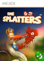 The Splatters Box Art