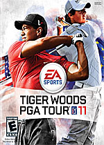 Tiger Woods PGA Tour 11 box art
