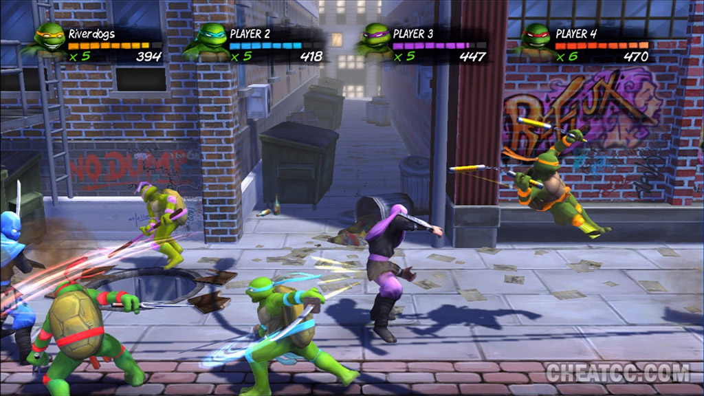 Teenage Mutant Ninja Turtles: Turtles In Time Re-Shelled Review For Xbox 360