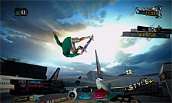 Tony Hawk: Ride screenshot