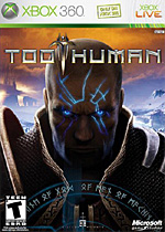 Too Human box art