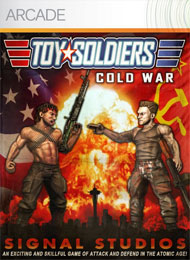 Toy Soldiers: Cold War Box Art
