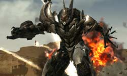 Transformers: Revenge of the Fallen screenshot