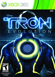 TRON: Evolution  Box Art