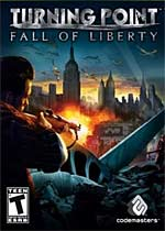 Turning Point: Fall of Liberty box art