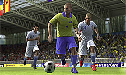 UEFA Euro 2008 screenshot