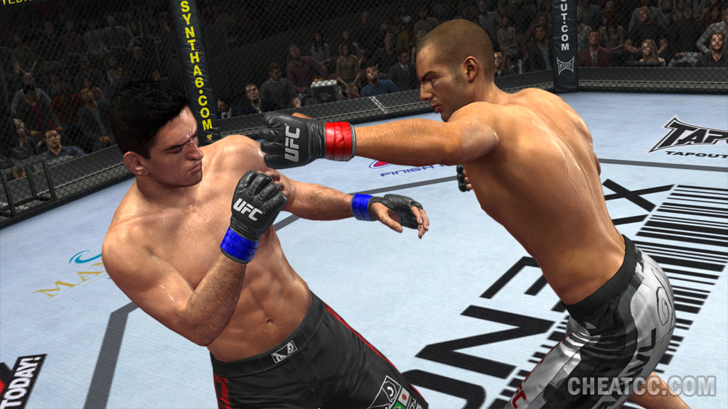 UFC 2010 Undisputed Hands-On Preview for PlayStation 3 (PS3) Ufc Undisputed 3 Ps3 Cheats