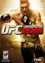 UFC 2010 Undisputed box art