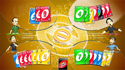 UNO RUSH screenshot