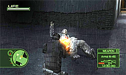 Vampire Rain screenshot