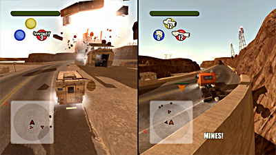 Vigilante 8: Arcade screenshot
