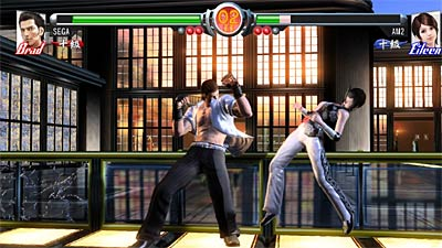 Virtua Fighter 5 screenshot